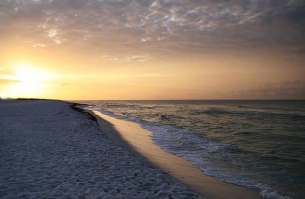 Photograph - Beach Sunrise by Anthony Dezenzio