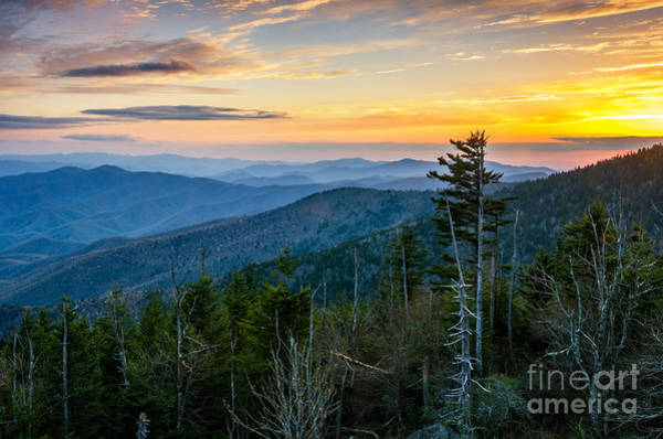 Wall Art - Photograph - Sunset At 6200 Ft by Anthony Heflin