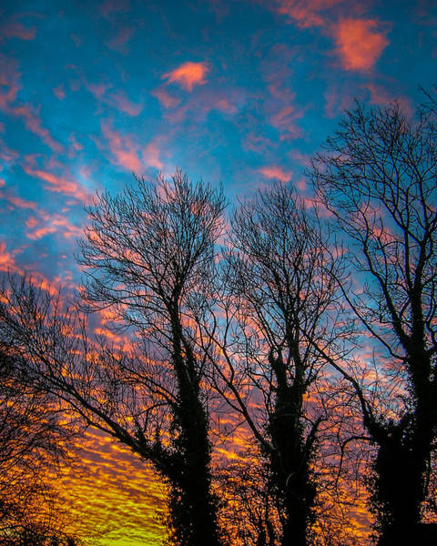 Photograph - Sunrise At Aghadoe In Ireland's County Kerry by James Truett