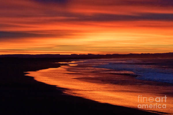 Photograph - Sunrise At Damon Point by Anthony Mercieca