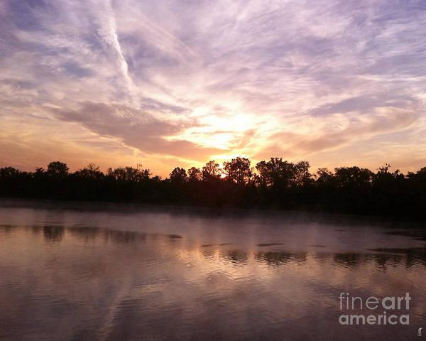 Photograph - Sunrise At Shiloh by Jai Johnson