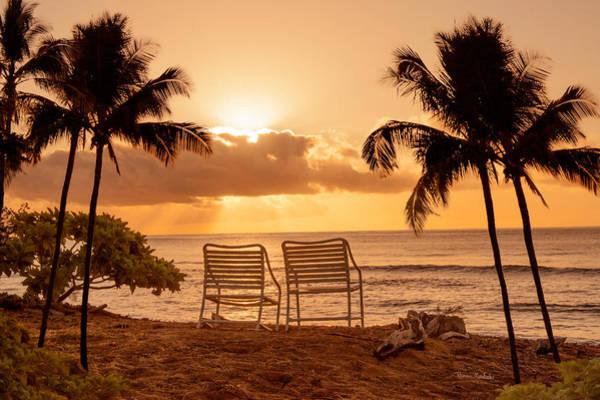 Photograph - Sunrise Beach by Ramona Murdock