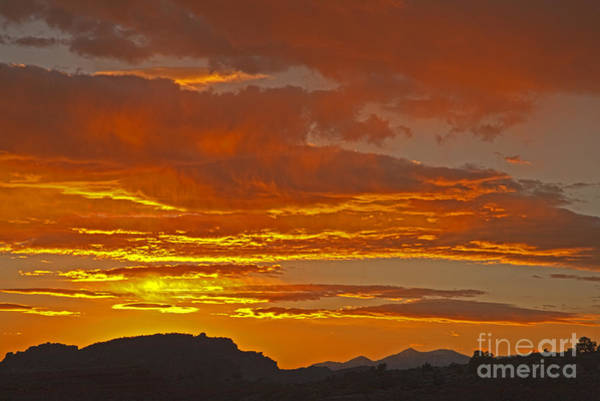 Photograph - Sunrise Capitol Reef National Park by Fred Stearns