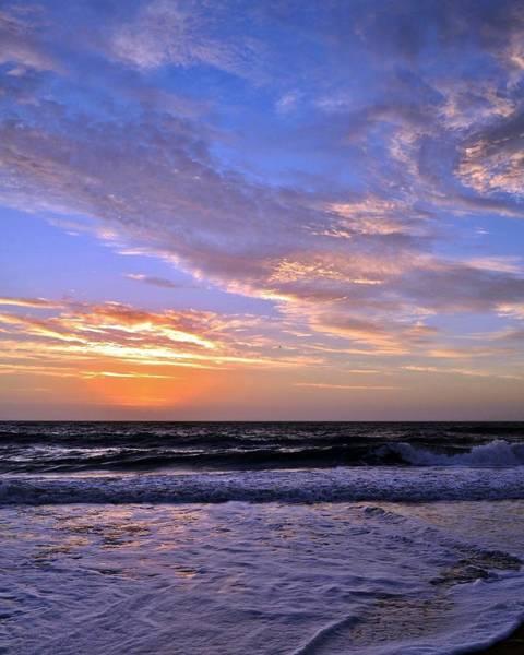 Photograph - Sunrise Cloudshadows by Kim Bemis