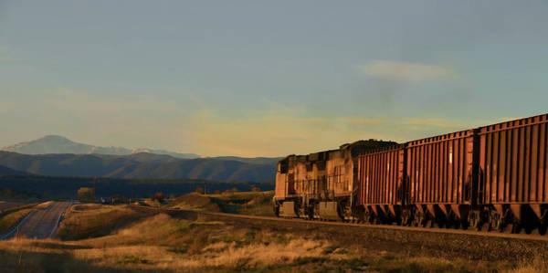 Wall Art - Photograph - Sunrise Coal Drag by Ken Smith