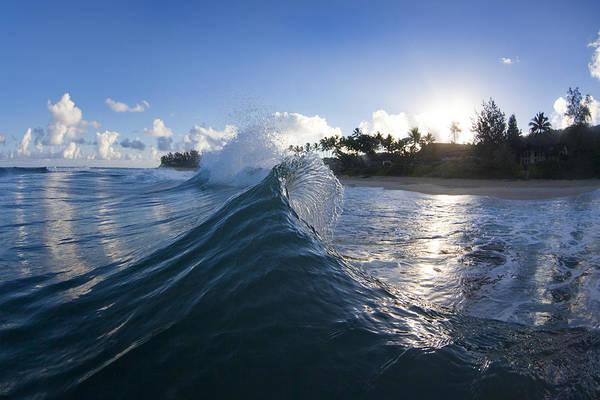 Scape Photograph - Sunrise Flair by Sean Davey