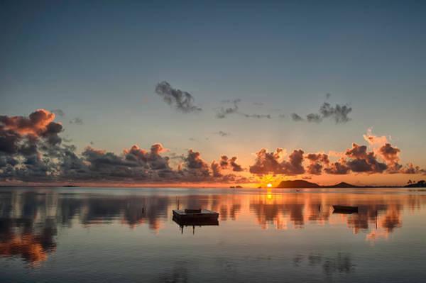 Photograph - Sunrise From Laenani Park by Dan McManus