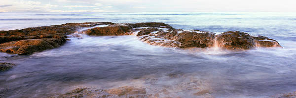 Roca Wall Art - Photograph - Sunrise Highlights The Interplay by Panoramic Images