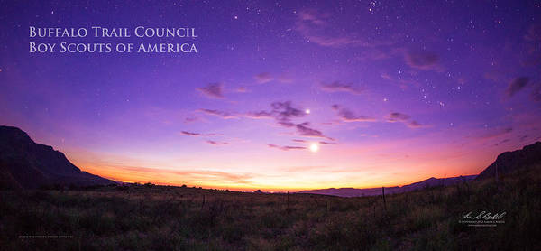 Wall Art - Photograph - Sunrise Hike Btsr by Aaron Bedell