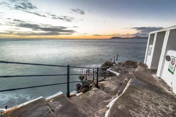 Konica Wall Art - Photograph - Sunrise In Hawk Cliff Dalkey Co. Dublin Ireland by Giuseppe Milo