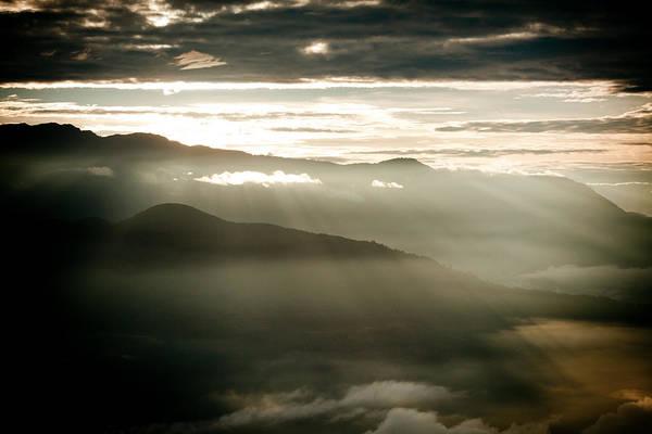 Wall Art - Photograph - Sunrise Light Himalayas Mountain  by Raimond Klavins