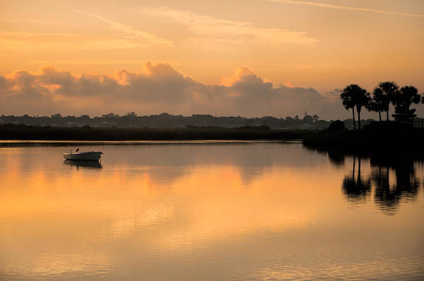 Photograph - Sunrise Mission Nombre De Dios by Stacey Sather