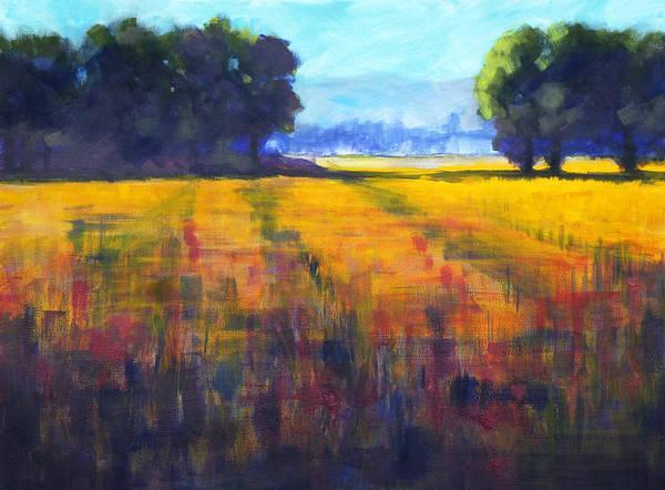 Wall Art - Painting - Sunrise by Nancy Merkle