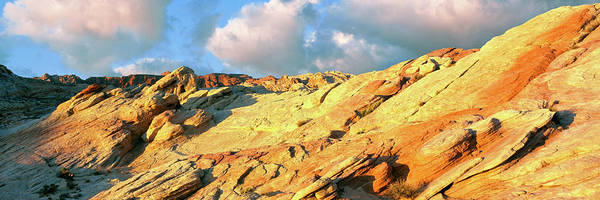 Valley Of Fire Photograph - Sunrise Near The Fire Wave, Valley by Panoramic Images