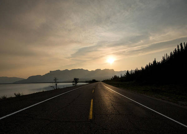 Wall Art - Photograph - Sunrise On Highway 16 by Cale Best