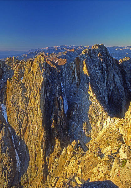 Photograph - 46434-v-sunrise On Split Mountain V by Ed  Cooper Photography