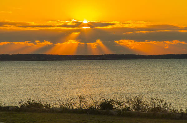 Photograph - Sunrise Over Fairhaven by Paul and Janice Russell