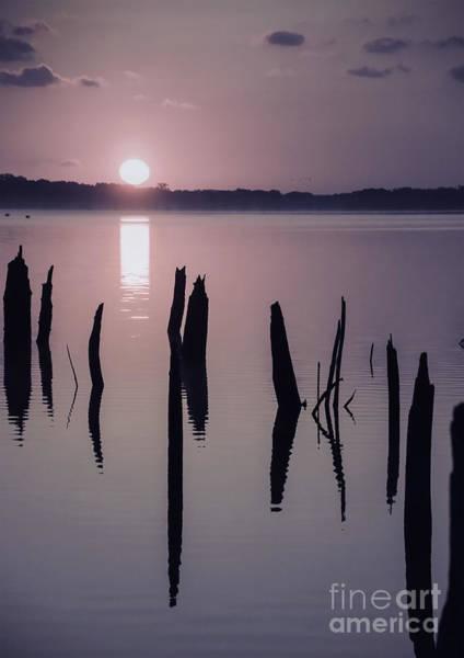 Sunrise Over Manasquan Reservoir Iv Art Print