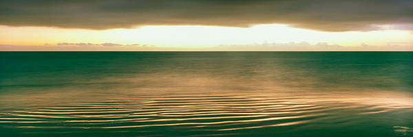 Baja California Peninsula Wall Art - Photograph - Sunrise Over Pacific Ocean, Cabo Pulmo by Panoramic Images