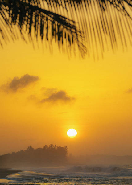 Wall Art - Photograph - Sunrise Over Sea, Southern Province by Evgeny Vasenev