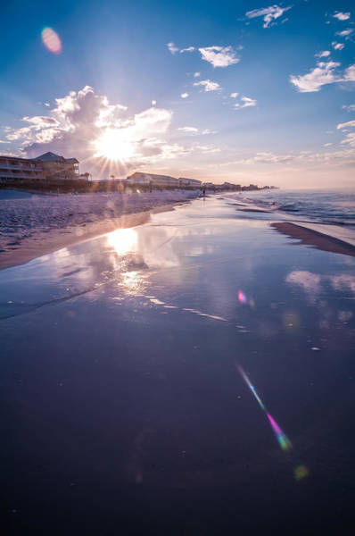 Photograph - Sunrise Over Sunshine State Florida by Alex Grichenko