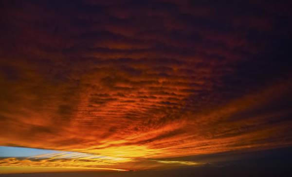 Photograph - Sunrise Over The North Carolina Coast II by Greg Reed
