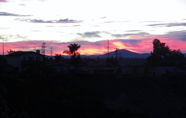 Photograph - Sunrise San Diego Ca II by Phyllis Spoor
