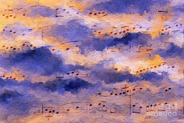 Digital Art - Sunrise Serenade by Lon Chaffin