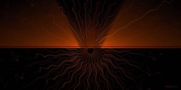 Insurance Digital Art - Sunrise-sunset by Mick Hogan