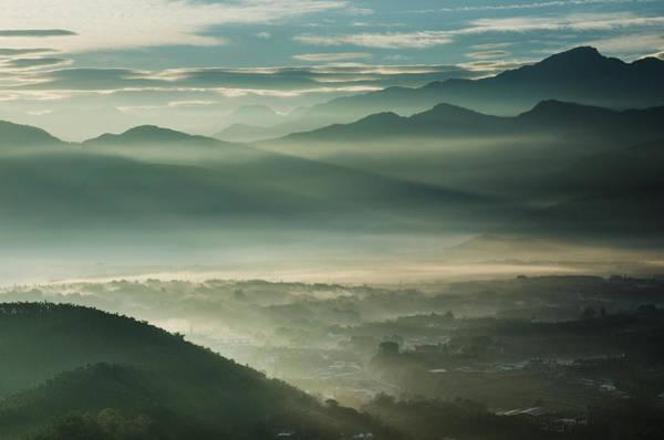 Taiwan Photograph - Sunrise by Taipei, Taiwan  By  Balmung