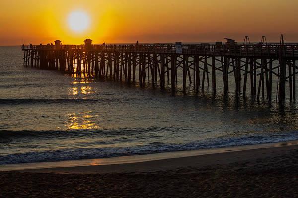 Photograph - Sunrise by Tyson Kinnison
