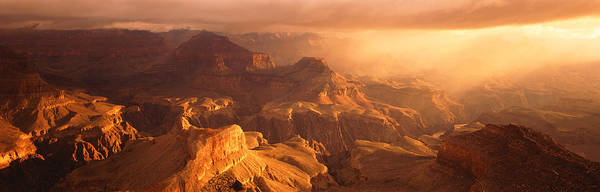Sunrise View From Hopi Point Grand Art Print