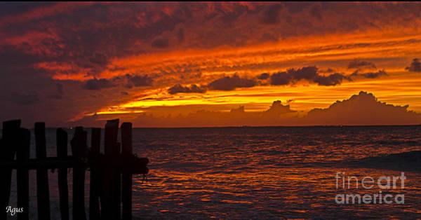 Cielo Wall Art - Photograph - Sunset by Agus Aldalur