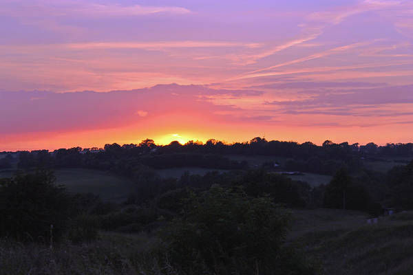 Photograph - Sunset At Brill by Tony Murtagh