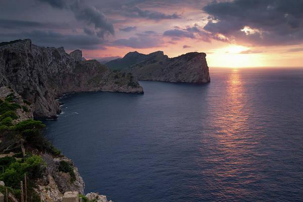 Wall Art - Photograph - Sunset At Cap De Formentor by Dennis Fischer Photography