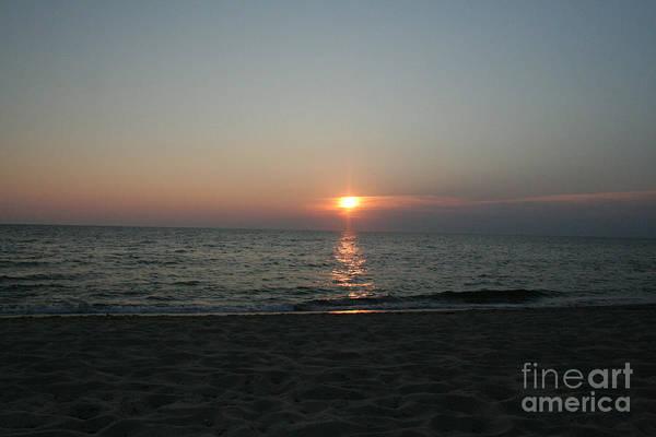 Encounter Bay Photograph - Sunset At First Encounter Beach by John Turek