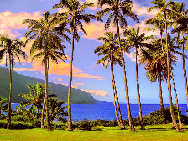 Wall Art - Photograph - Sunset At Kalaupapa Molokai by Dominic Piperata