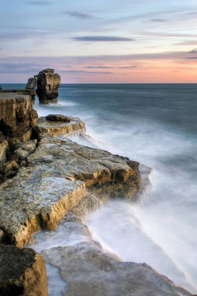 Wall Art - Photograph - Sunset At Pulpit Rock by Chris Frost