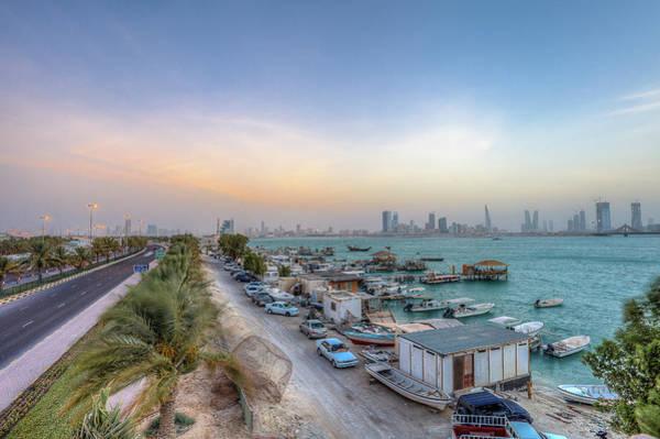 Bahrain Photograph - Sunset by Azahar Photography