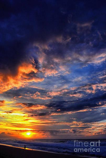 Photograph - Sunset Banzai Beach  by Thomas R Fletcher