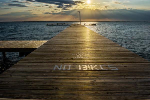 Wall Art - Photograph - Sunset Bay by Ryan Crane