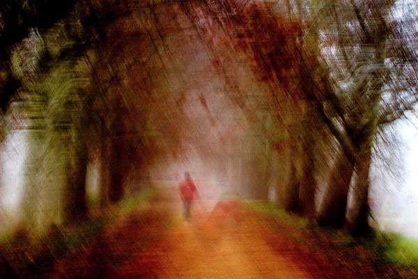 Blur Photograph - Sunset Boulevard by Susanne Stoop