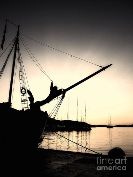 Losinj Photograph - Sunset Bow by Sinisa Botas