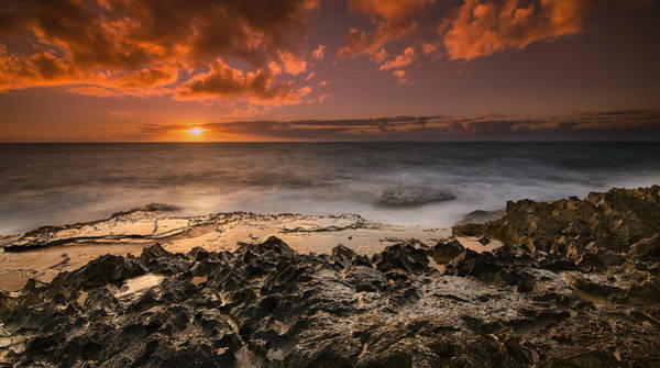 Wall Art - Photograph - Sunset By The Sea by Tin Lung Chao