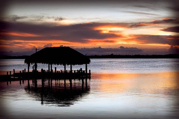 Photograph - Sunset Cancun by William Havle