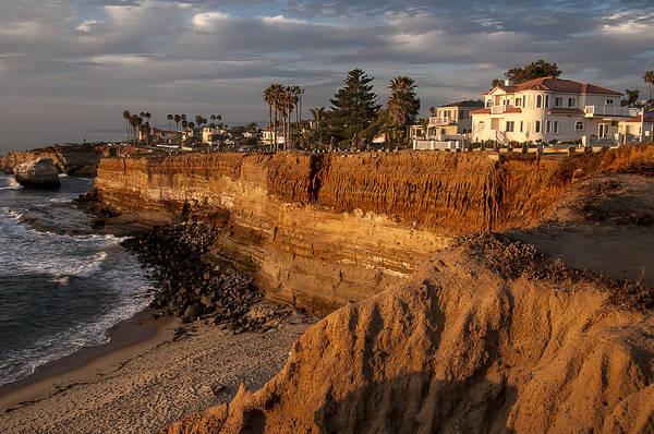 Photograph - Sunset Cliffs 2 by Lee Kirchhevel