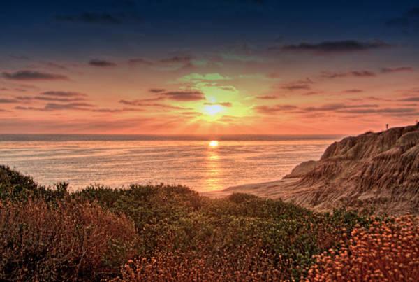 Sunset Cliffs 20130616 B Art Print