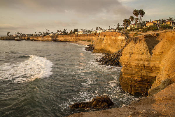 Photograph - Sunset Cliffs 3 by Lee Kirchhevel