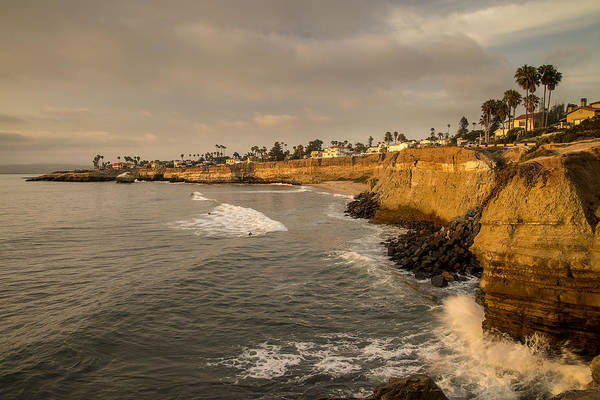 Photograph - Sunset Cliffs 4 by Lee Kirchhevel