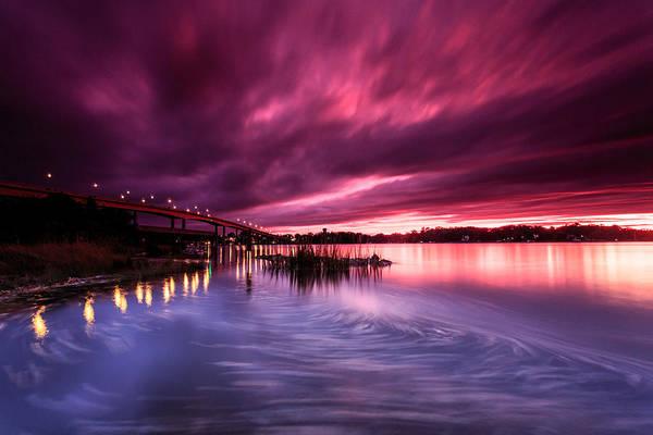 Wall Art - Photograph - Sunset Drift by Jennifer Casey
